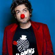 Matthieu Chedid parrain de Clowns Sans Frontières