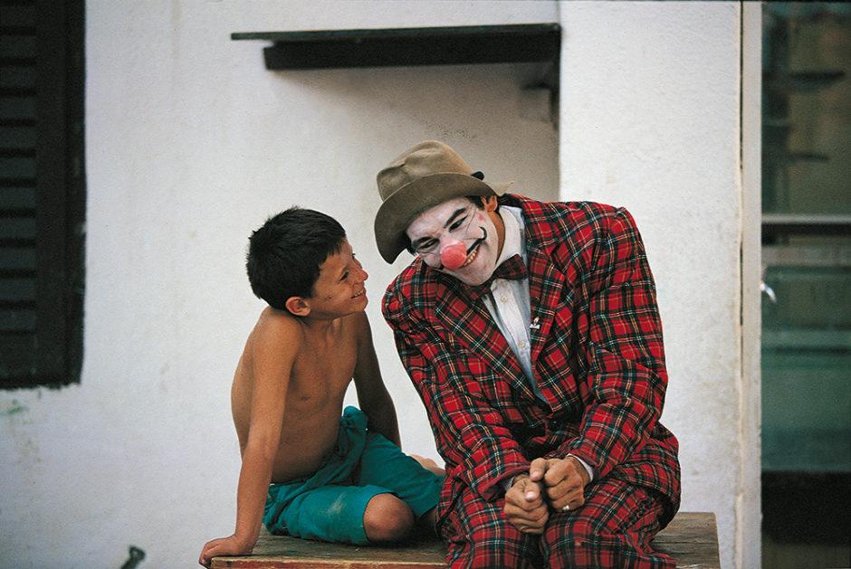 Clowns Sans Frontières - Malik Nahassia - Croatie 1994