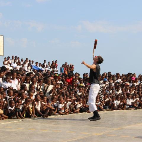 Clowns Sans Frontières - Madagascar 2016