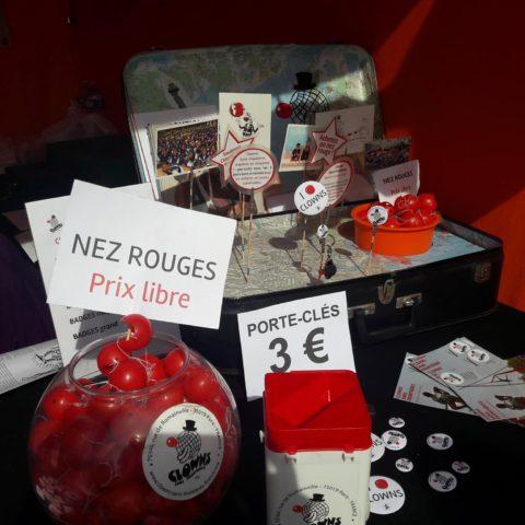 Clowns Sans Frontières Cergy Soit 2017