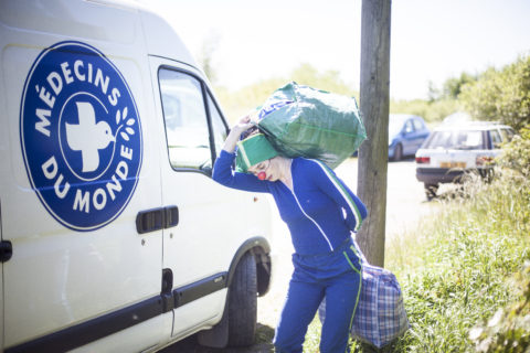 Clowns Sans Frontières - Rémi David - Nord-Pas-de-Calais 2014
