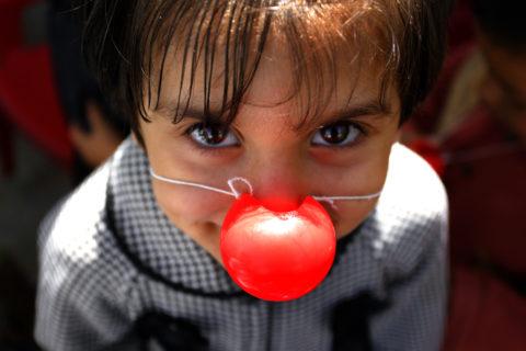 Clowns Sans Frontières - Thomas Louapre - Afghanistan 2005