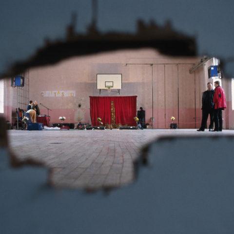 Clowns Sans Frontières - Olivier Ouadah - Bosnie 2002