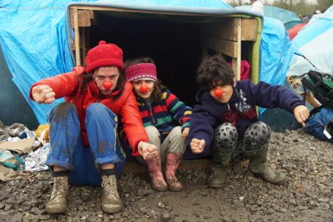 Clowns Sans Frontières - Gilles Porte - Nord-Pas-de-Calais 2015
