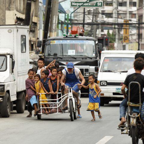 Clowns Sans Frontières - Thomas Louapre - Philippines 2013