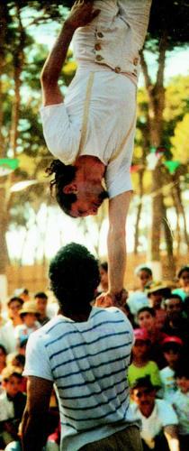 Algérie - Juin 2001
