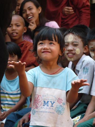 Birmanie - Février 2010