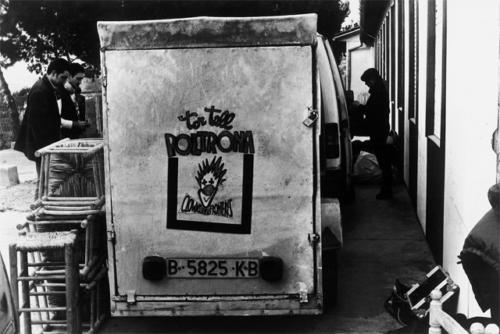 Clowns Sans Frontières © Malik Nahassia - Croatie 1994