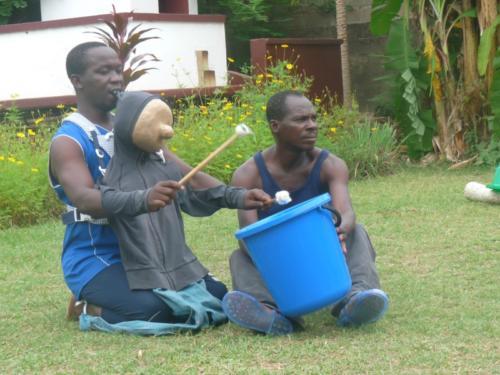 Clowns Sans Frontières © Centrafrique 2012
