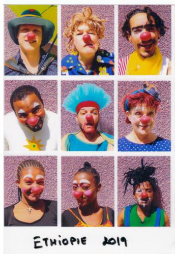 Clowns Sans Frontières © Achil Bras - 2019
