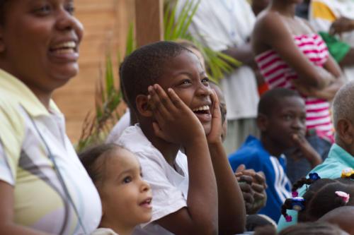 Clowns Sans Frontières © Jethro Massey - Haïti 2014