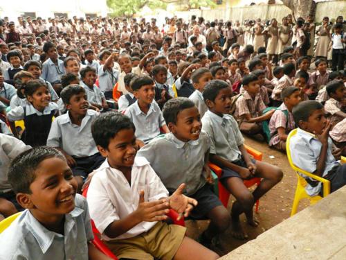 Clowns Sans Frontières © Inde 2010