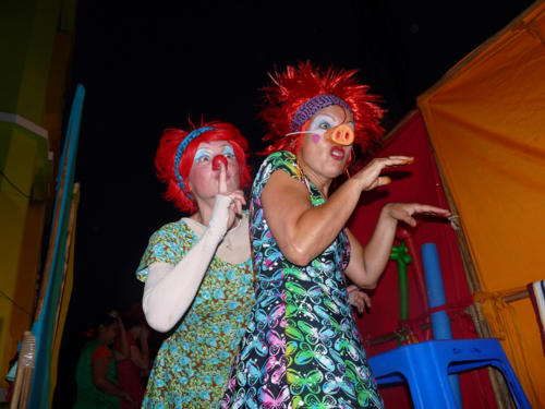 Clowns Sans Frontières © Inde 2014