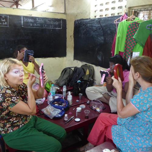 Clowns Sans Frontières © Inde 2015