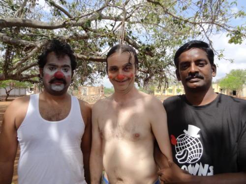 Clowns Sans Frontières © Inde 2013