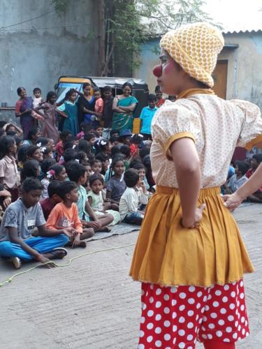 Clowns Sans Frontières © Inde 2018