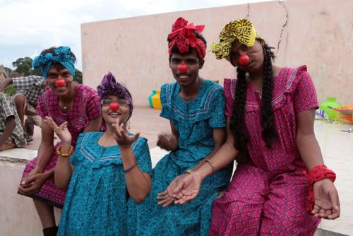 Clowns Sans Frontières © Vincent Mutueau - Inde 2011