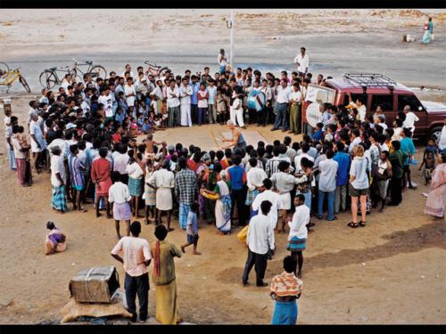 Inde - Septembre 1999