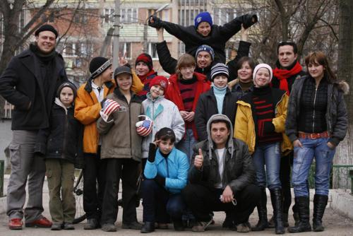 Moldavie - Mars 2010