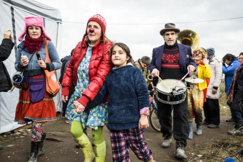 Clowns Sans Frontières © Olivier Ouadah - France 2016