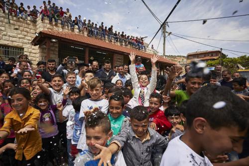 Territoires palestiniens