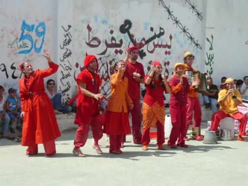 Palestine - Juillet 2007