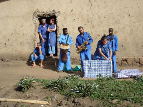 Rwanda - Novembre 2004
