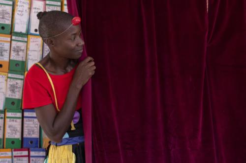 Clowns Sans Frontières © Christophe Blandin-Estournet - Sénégal 2019