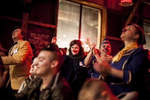20 ans de Clowns Sans Frontières - Lille - 2014